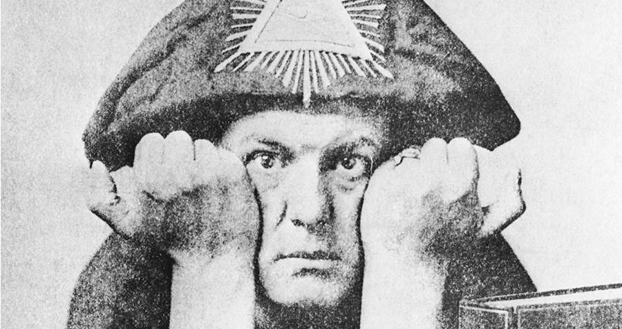Getting To Know Aleister Crowley, The Wickedest Man In The World