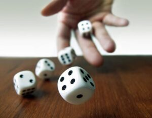 gambling with future health